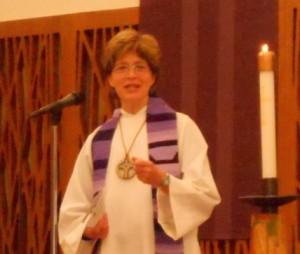 Rev Eva Jesen