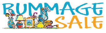 Rummage Sale July 10-12 2014